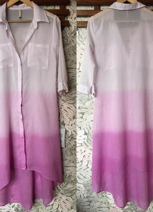 Платье сорочка touche balneaire
