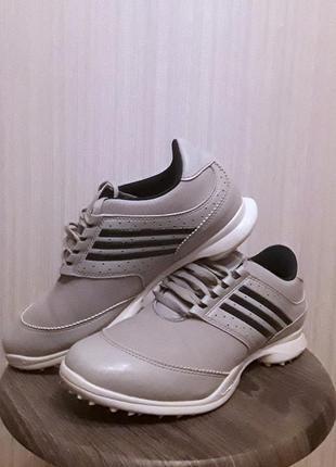 Распродажа! срочно! кроссовки для игры в гольф adidas stella mccartney в состоянии новых