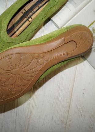 Think. комфортные ортопедические туфли на низком ходу3 фото