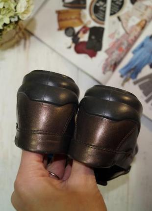 Hotter. англия. комфортные кожаные туфли, мокасины2