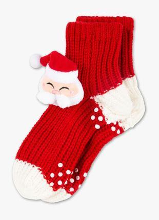 Праздничные носки размер 39-42