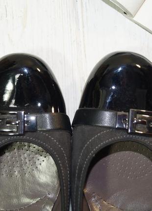 Medicus! базовые туфли на удобном каблучке5