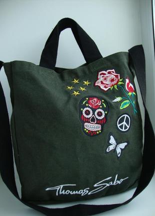Нова стильна фірмова німецька сумка thomas sabo. оригінал!!!!