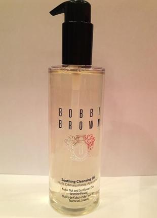 Гидрофильное масло для снятия макияжа soothing cleansing oil