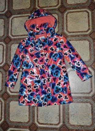 Куртка плащ детский