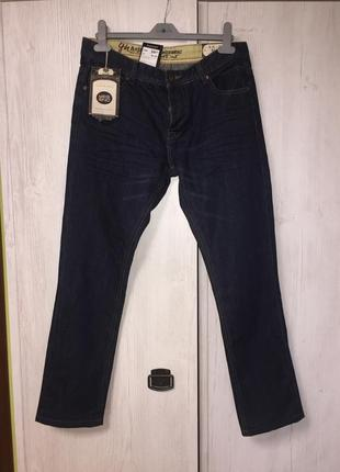 Фирменные джинсы slim yes or no р.32.