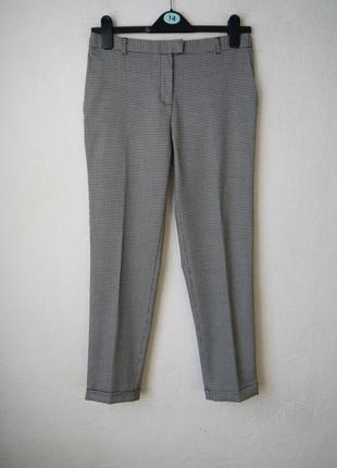 """Укороченые брюки """"гусиная лапка"""""""