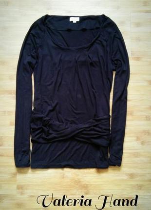 Лонгслив - футболка с длинным рукавом - кофточка - размер 48-52