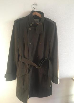 Пальто topman