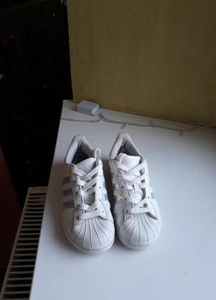 Кроссовки  adidas superstar 31 размер3