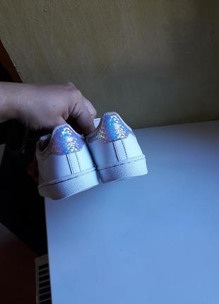 Кроссовки  adidas superstar 31 размер5