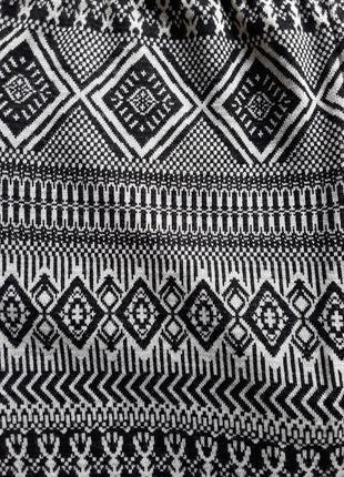 Вязаные теплые плотные лосины3 фото