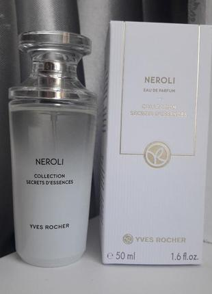 Neroli yves rocher парфюмированная вода