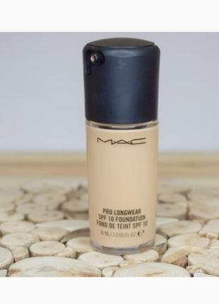 Оригинал mac pro longwear spf 10 foundation