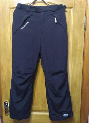 Лыжные мембранные штаны exxtasy размер м