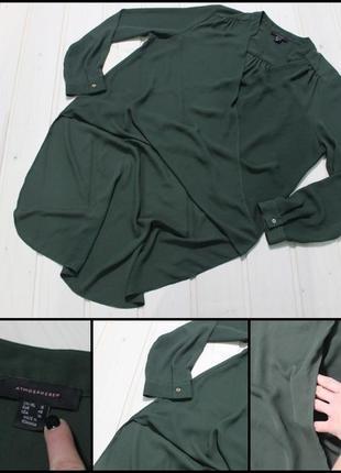 Atm.шикарная блуза на удлинение.