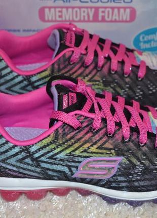 Skechers кроссовки для девочки оригинал из сша🗽2