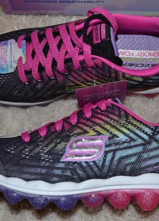 Skechers кроссовки для девочки оригинал из сша🗽5