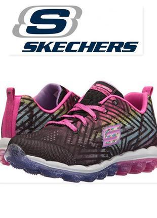 Skechers кроссовки для девочки оригинал из сша🗽1