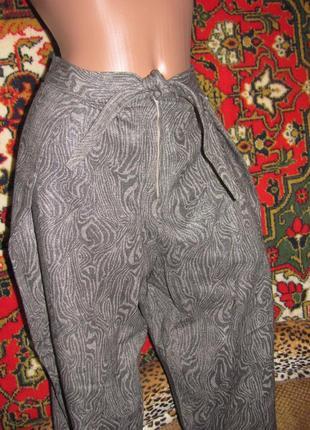 Стильные легкие штаны