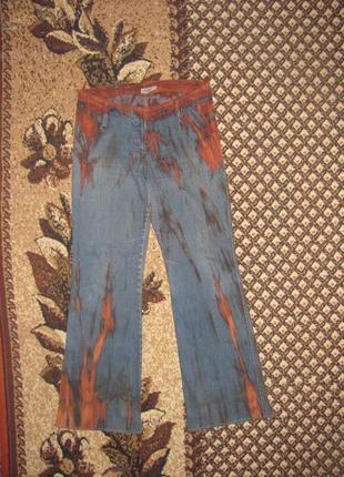 Очень необычные и классные джинсы