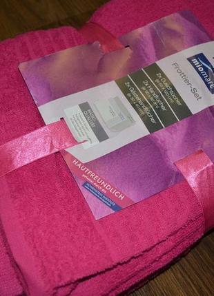 6 шт!!! подарочный набор полотенец miomare (германия)