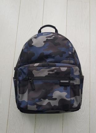 Мужской рюкзак michael kors новый оригинал!!