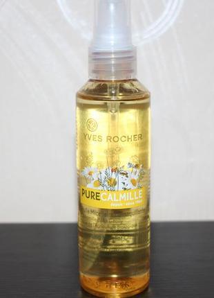 Мицеллярное масло для снятия макияжа pure calmille ив роше