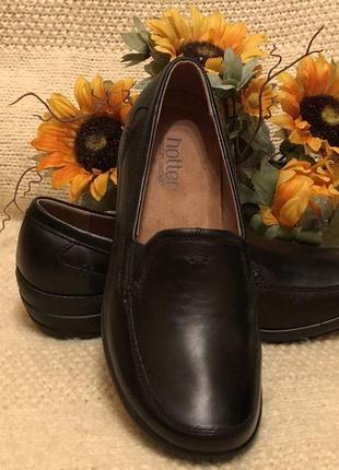 Фирменные туфли hotter - англия