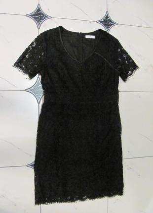 Шикарное платье кружево вечернее нарядное prada