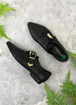 Аккуратные туфли с пряжкой  sh1903072 primadonna