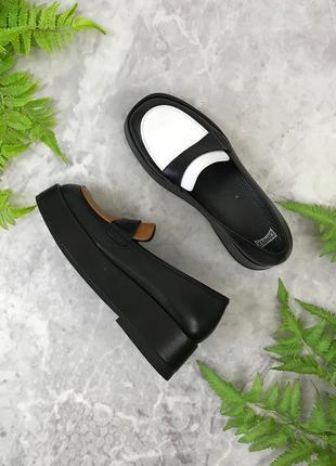 Стильные туфли с натуральной кожи  sh1903077 camper