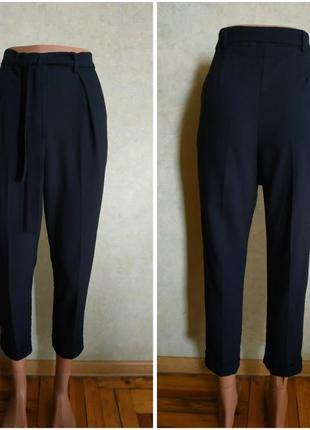 Черные классические брюки asos