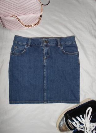 Subdued джинсовая мини юбка, р.xs