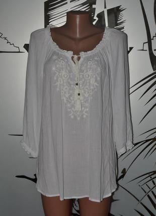Блузка вышиванка