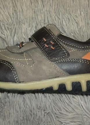 Туфли кожаные для мальчика 26,29, 31 размер