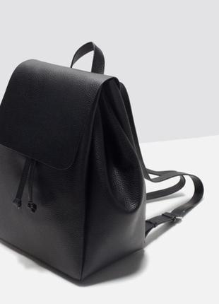 Рюкзак сумка zara кожзам