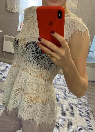 Продам невероятно красивую блузку