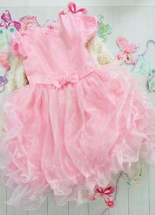 Очень пышное платье1