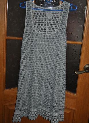 Итальянское платье очень красивое