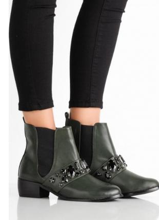 Полусапоги ботинки lost ink