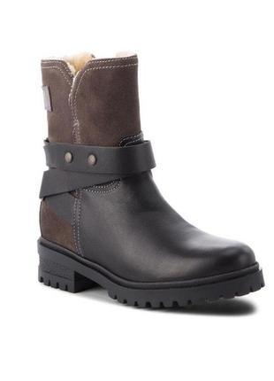 Tommy hilfiger ботинки женские сапоги зимние оригинал размер 39
