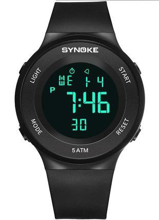 Спортивные наручные часы synoke 9199