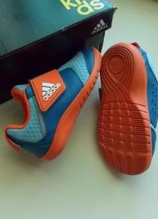 Фирменные кроссовки adidas performance р-р 22(13.5см)оригинал