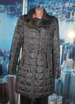 Куртка пальто тренч весна