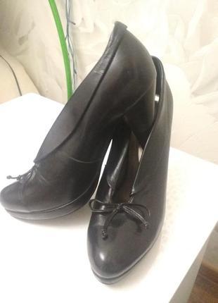 Супер красивые и удобные туфли на прохладную осень или раннюю весну
