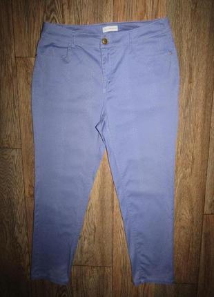 Укороченные брюки р-р л бренд charles voegele
