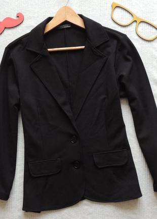 Стильный приталенный пиджак р40 евро сpm collection пр-во греция