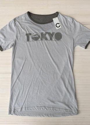 Мужская футболка от cubus
