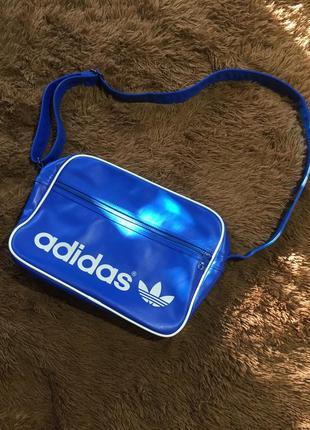 Мужская сумка через плечо adidas